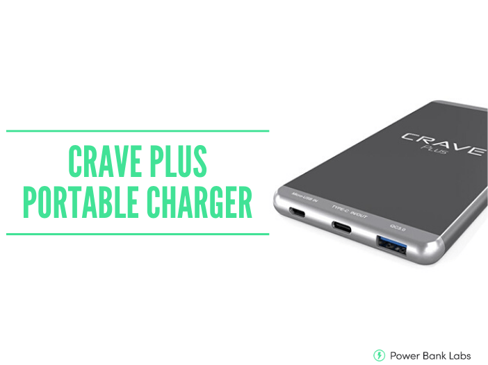 Crave Plus Portable Charger Review
